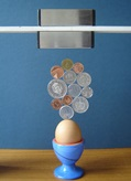 magnadur magnet enabledbalancing egg 01 gosper 12 robin linhope willson magic penny